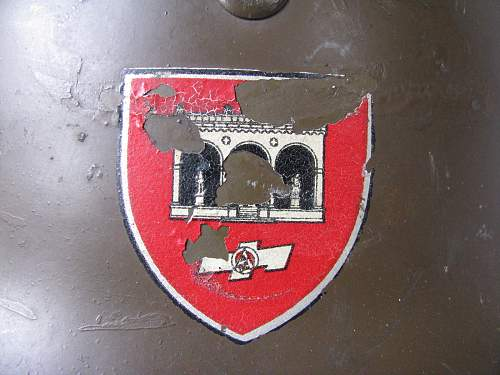 A Double Decal M35 FHH - NS62 - Lot# D29