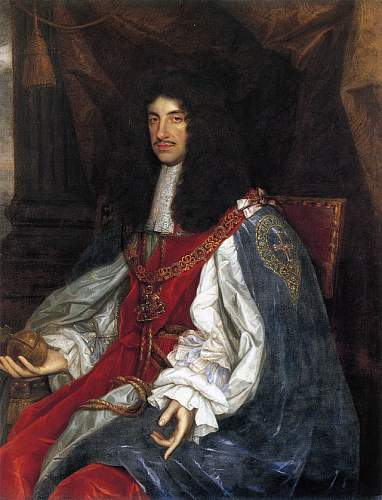 Click image for larger version.  Name:Charles_II_in_garter_robes.jpg Views:18 Size:130.6 KB ID:851802