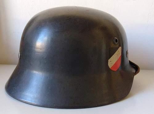 M35 Luftwaffe DD E.F. 66