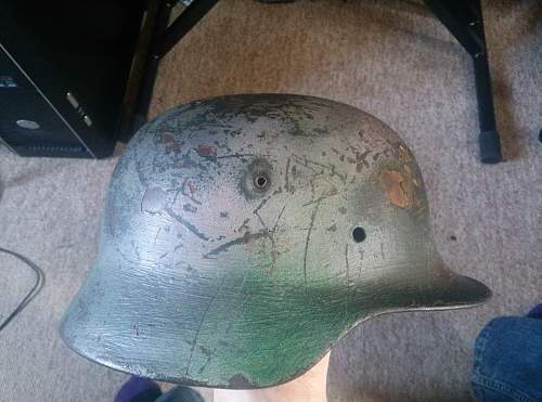Some general help and info on this helmet. New to this game :)