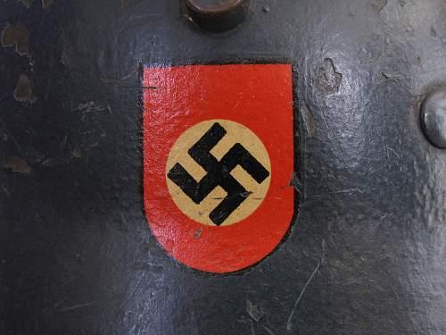 """Czechoslovakian """"vz.29"""" Bahnschutz"""