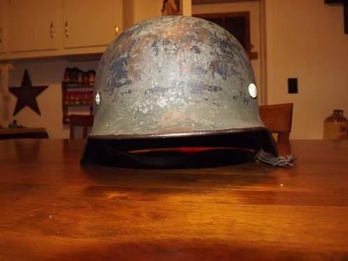 M35 camo helmet??