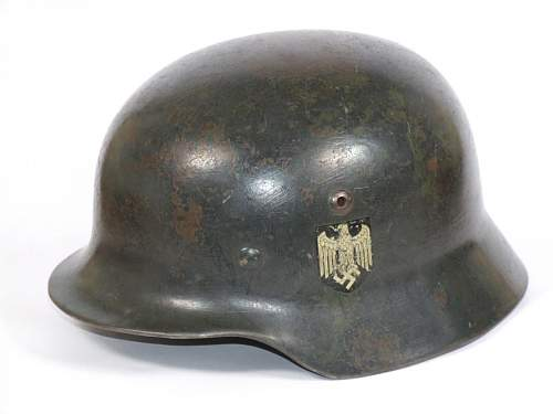Click image for larger version.  Name:M35 German Army Helmet (3).jpg Views:18 Size:71.3 KB ID:856702