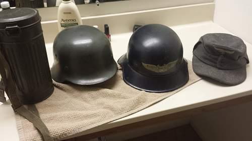 M35 Heer DD helmet?