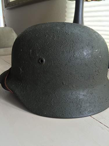 MY new officers helmet, top notch I think