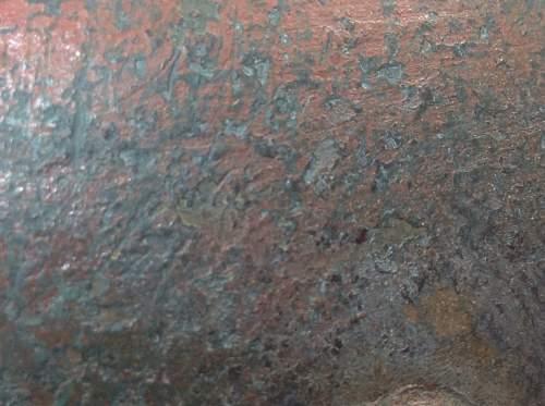 M35 tricolor camo for review