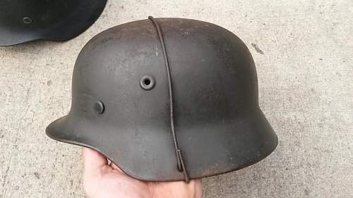 Ahh Heres the postman with My helmet....