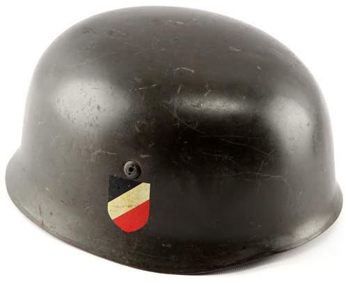 Click image for larger version.  Name:Fallschirmjager helmet 1.jpg Views:34 Size:84.5 KB ID:867266