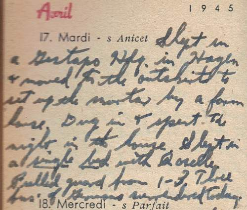 Click image for larger version.  Name:Uncle Jack's Diary - 17-04-45.jpg Views:88 Size:199.2 KB ID:869261