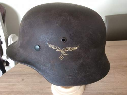 opinion about this luft helmet