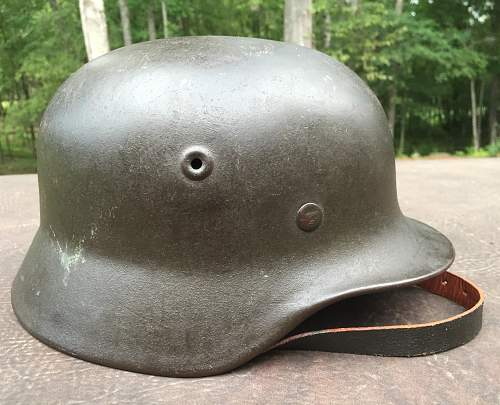 Helmet lot number research