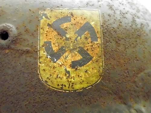M42 Sauerland Helmet