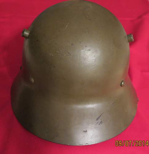 Click image for larger version.  Name:Unknown Finnish Helmet 001.jpg Views:12 Size:289.5 KB ID:880232