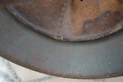 Click image for larger version.  Name:German helmet 1 - document large.jpg Views:35 Size:223.6 KB ID:881115