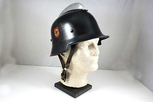 about m34 helmet.