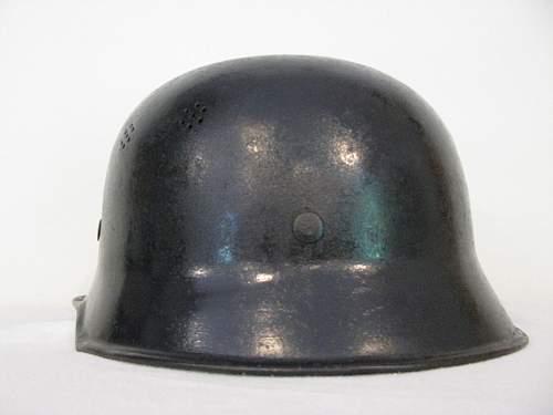M34 RLB - Curve Dip Shell - Gloss Black
