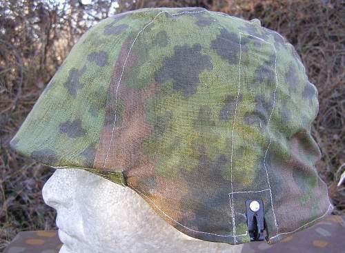 SE66 camo w/ Marsh cover