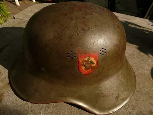 NSDAP gladiator helmet