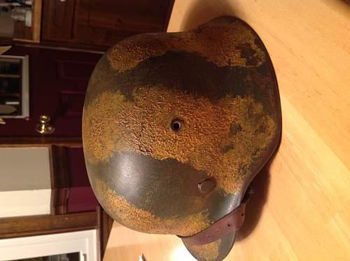 Partial decal SS helmet ?