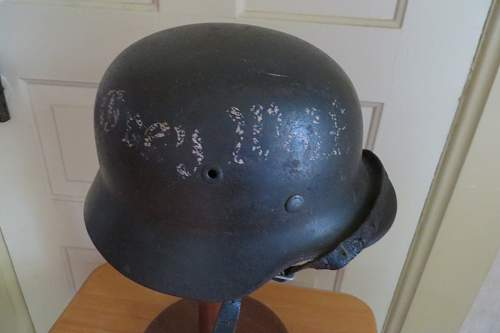 Battle damaged helmets offered to me for sale! I need help picking one!!!