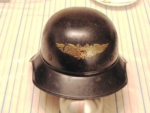 Luftschutz 3pc Glad w/gold