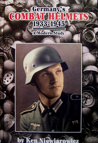Single best reference book for collecting German Helmets