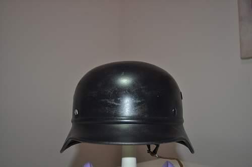 M40 Beaded helmet
