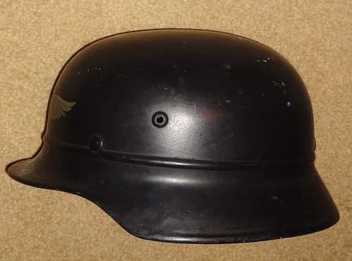 Click image for larger version.  Name:Luftschutz helmet 007.jpg Views:40 Size:321.5 KB ID:910584