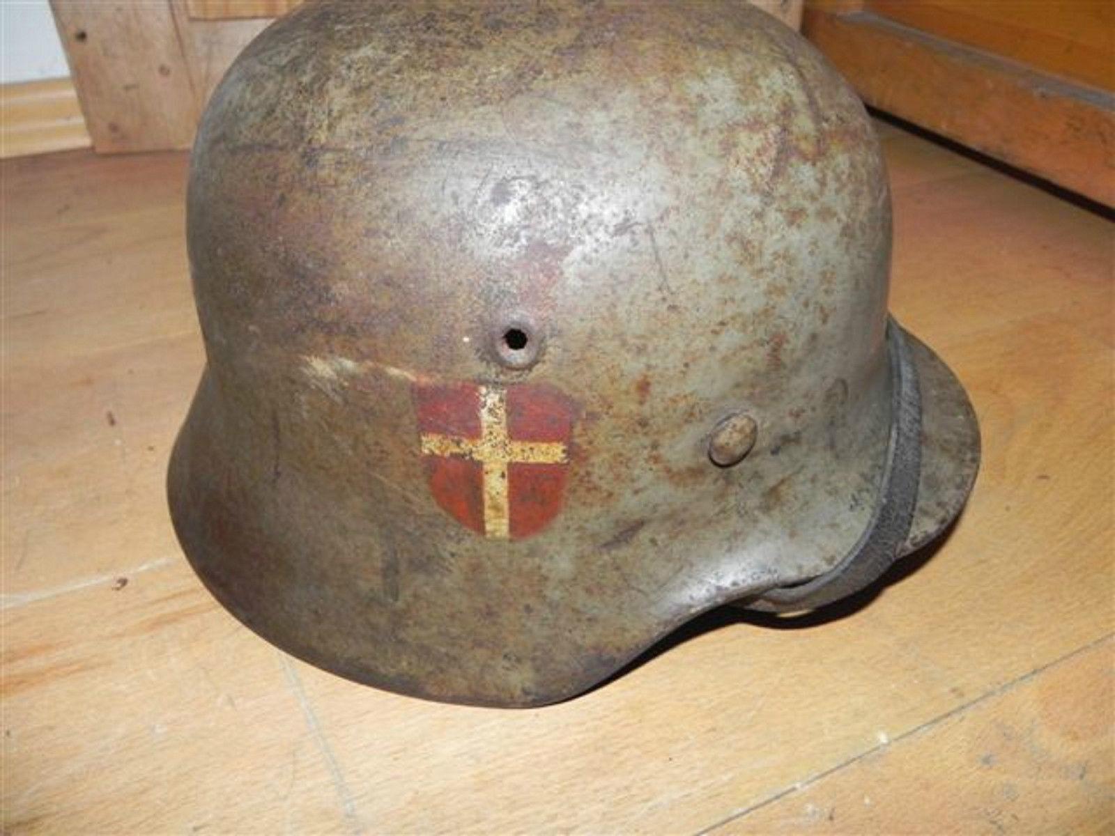 German Helmet Ww2 Value