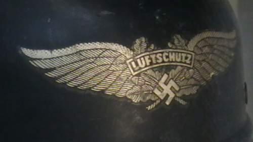 German helmet, real or fake?