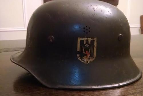 DD DRK on prototype M34 Shell.