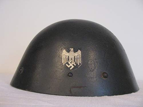 Czech CZ 32 - Reissue Heer