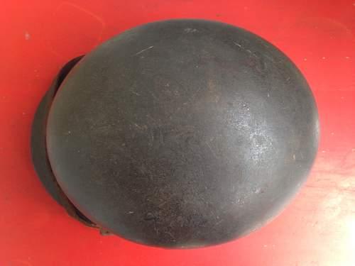 M42 Heer helmet -  Opinion needed