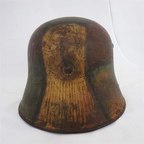 Helmet production picture