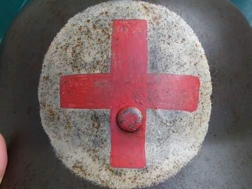 M40 Helmet Medic