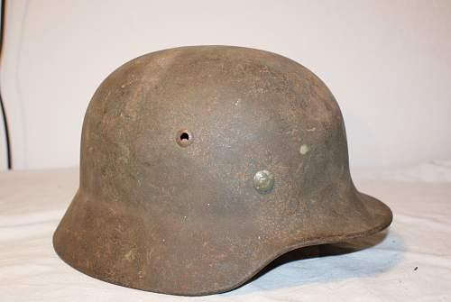 Is this a good Heer helmet?