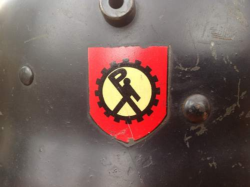 Unknown Factory decal?