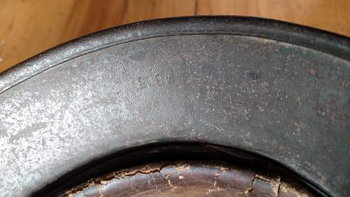 M35 KM helmet