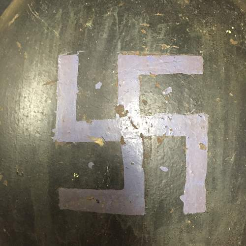 Freikorps helmet?