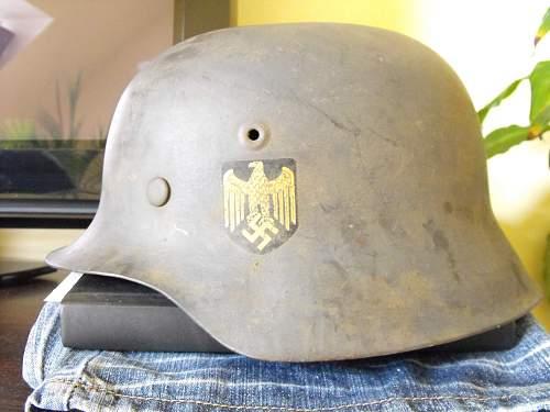 Marine hj helmet --- opinions please