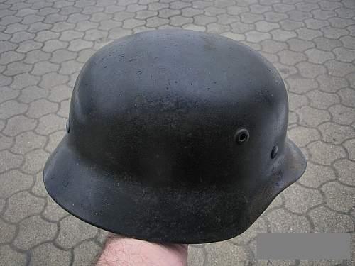 M35 LW helmet