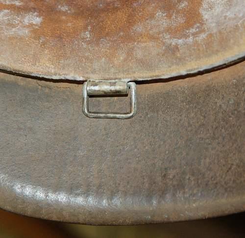 German steel helmet  M42/44/45 B/II prototype
