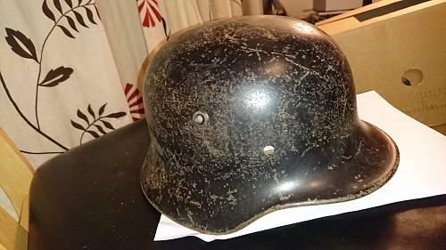 Inherited Helmets - Box 4 Helmet 5