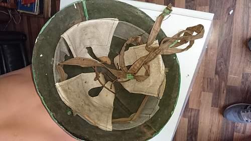 Inherited Helmets Box 5 Helmet 5