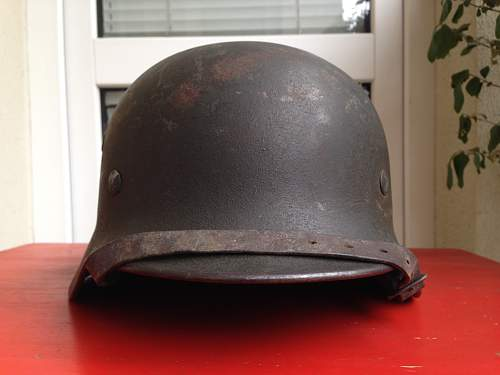 M40 Heer -  helmet and decal opinion