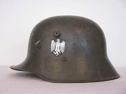 Double Decal Heer Reissue Austrian M16