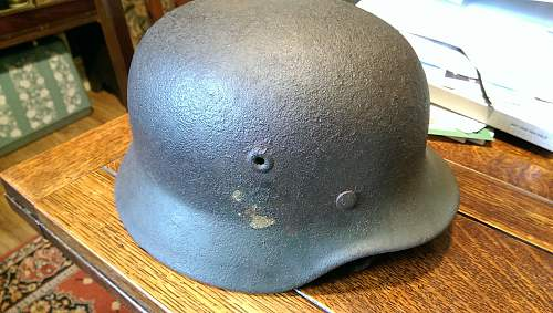 Ss relic helmet  thoughts please