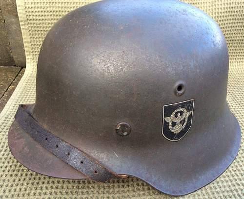M42 DD Polizei