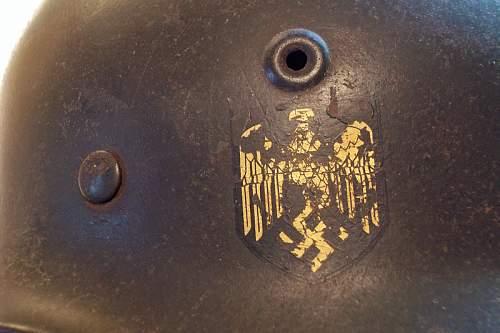 Heer M42 Helmet