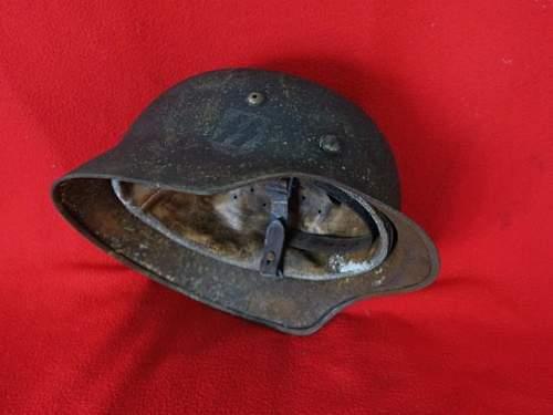 Buying my first M/40 helmet :)